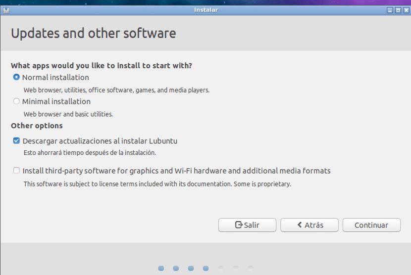 Instalación de Lubuntu 18.04
