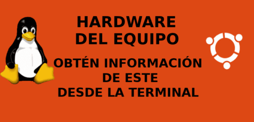 about hardware del equipo terminal