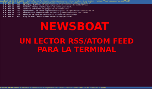 About Newsboat