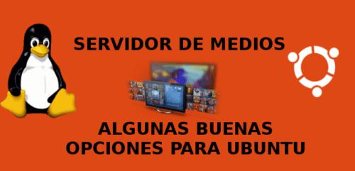 about servidor de medios