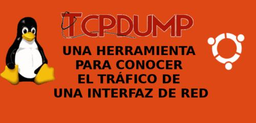 About tcpdump