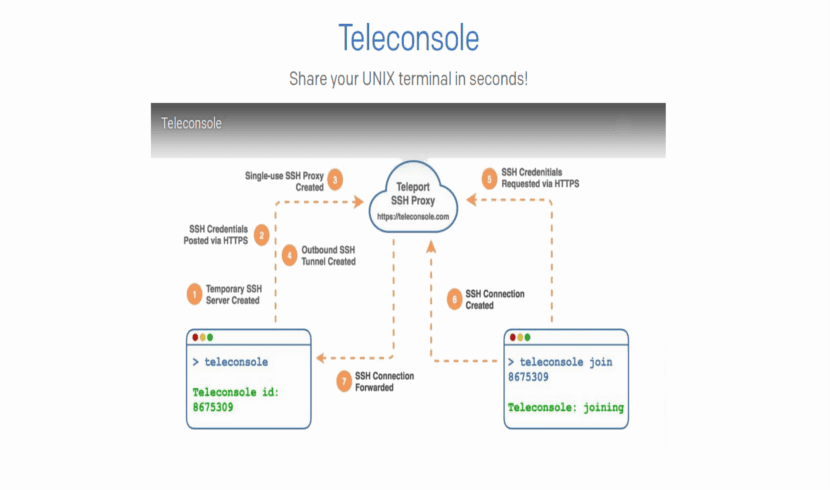 about teleconsole