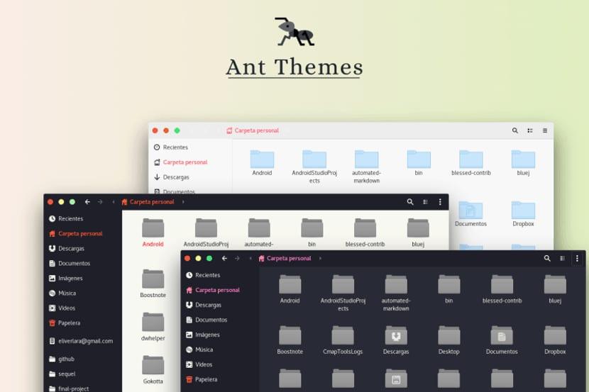 ant theme