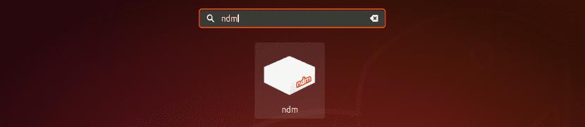 lanzador ndm