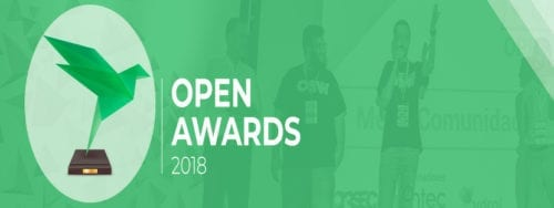 Open Awards 2018
