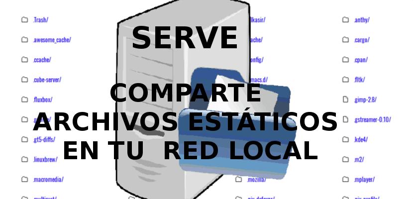 Serve About