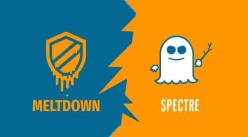 Lotipos de Meltdown y Spectre