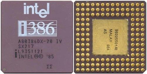 Procesador de 32 bits.