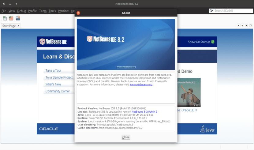 NetBeans 8 2, instala este IDE en tu Ubuntu 18 04