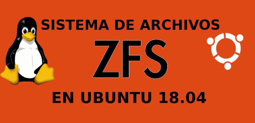About sistema de archivos ZFS