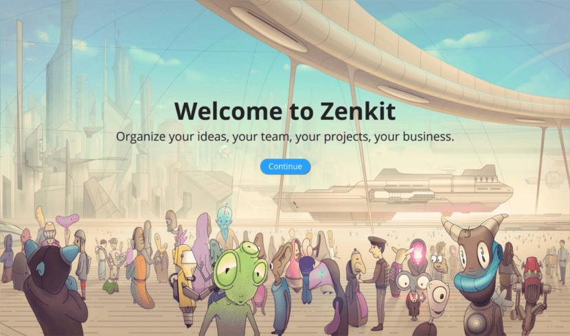 about zenkit
