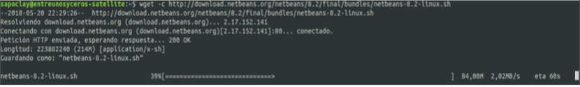 descarga Netbeans 8.2