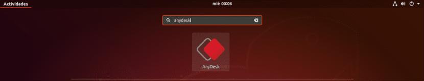 Lanzador Anydesk en Ubuntu 18.04