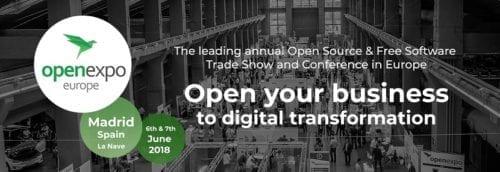 openexpo europe 2018
