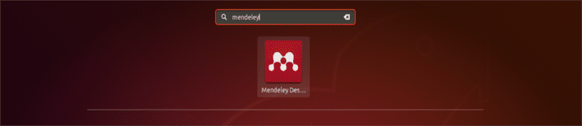 Mendeley lanzador
