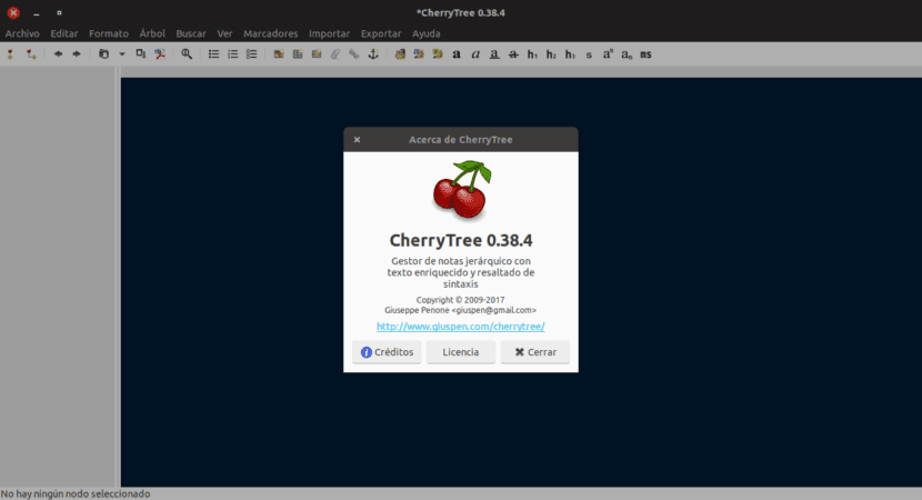 about Cherry Tree