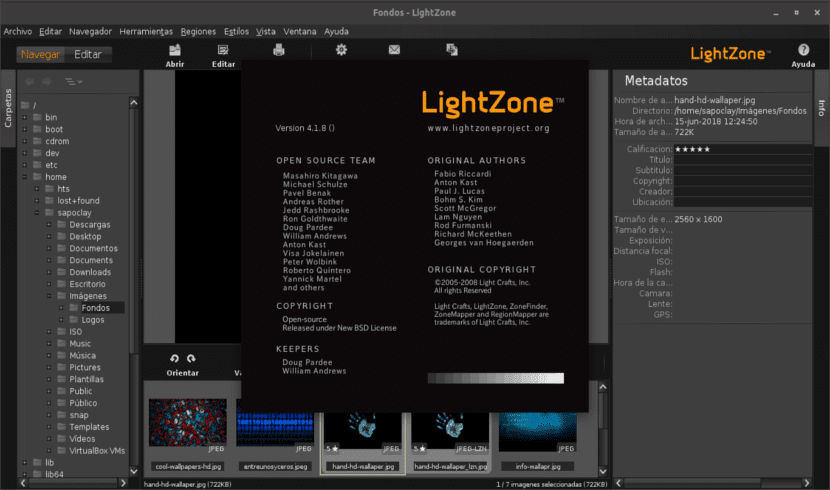 about lightzone