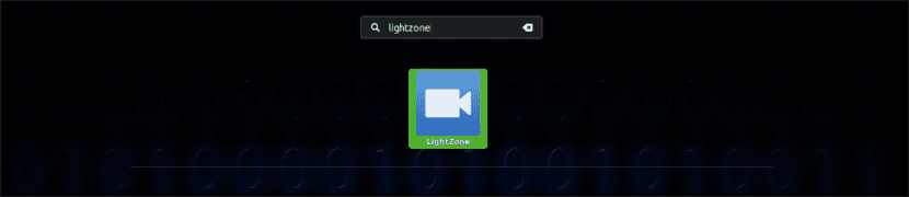 Lanzador LightZone