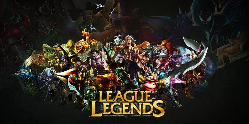 Logotipo de League of Legends
