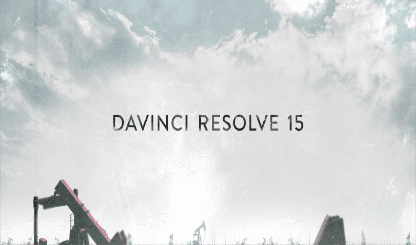 About Davinci resolve 15