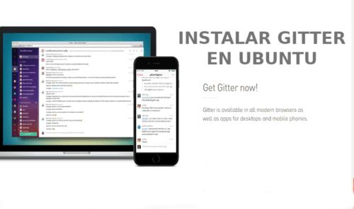 About Gitter desktop