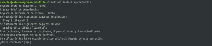 Instalación ApacheBench