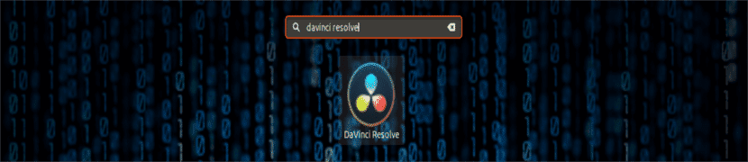 Lanzador DaVinci Resolve