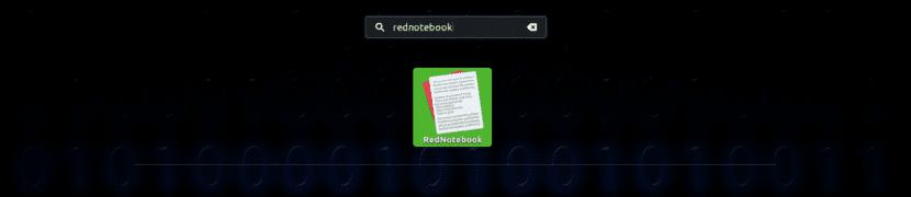 Lanzador RedNotebook