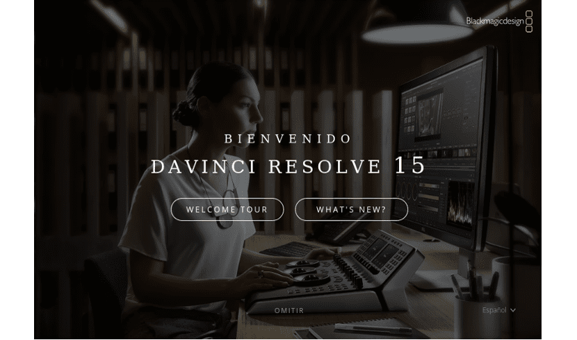 Tour DaVinci Resolve