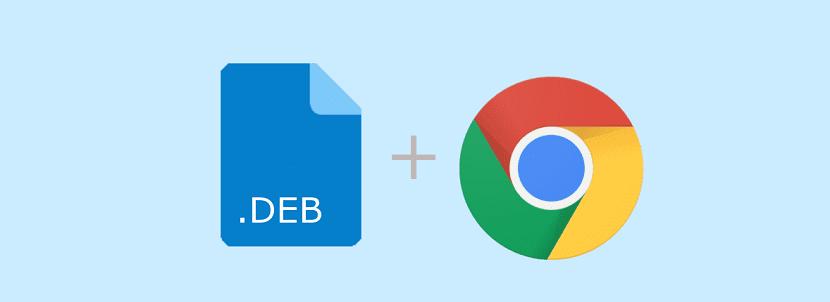 Chrome OS soporte para paquetes deb