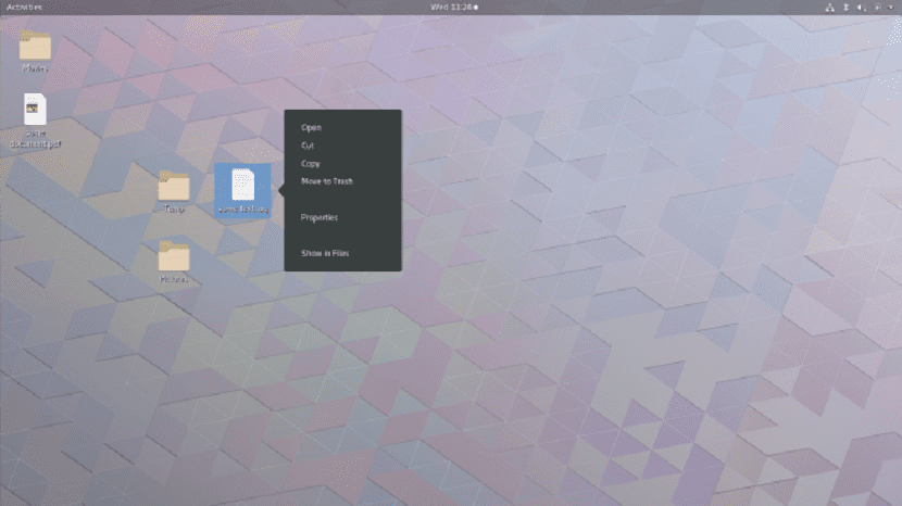 Gnome 3.30 Icons