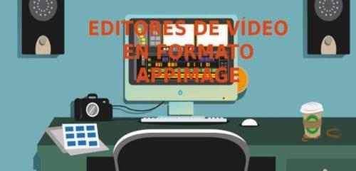 about editores de vídeo en formato appimage