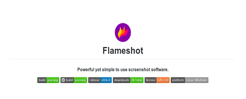 about FlameShot 0.6