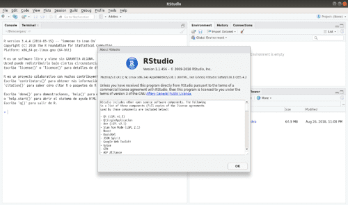 About RStudio