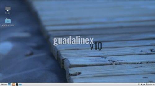 Guadalinex v10 Unofficial