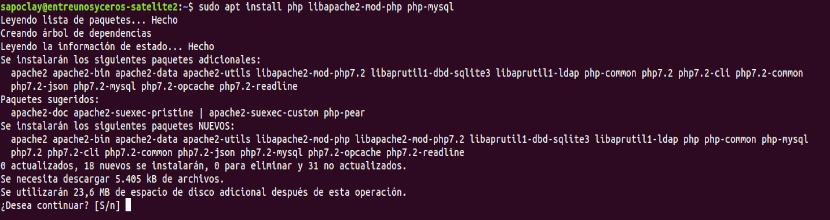 Instalar Php para Composer