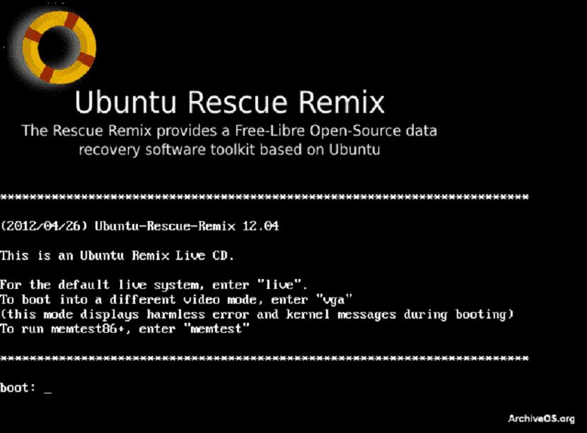 ubuntu-rescue