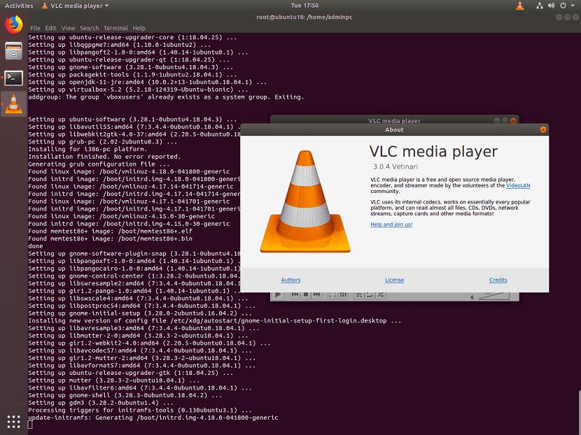 VLC-Media-player 3.0.4