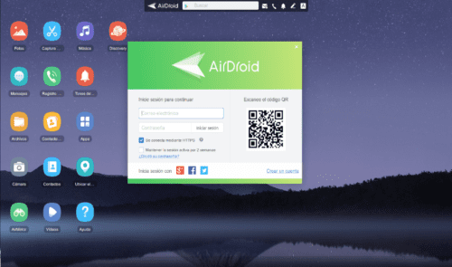 about Airdroid