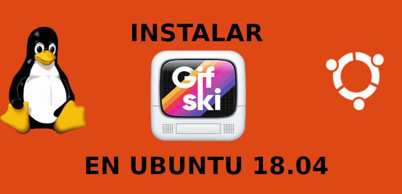 Gifski, un programa para crear imágenes GIF de alta calidad
