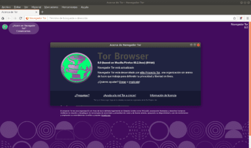 about tor browser
