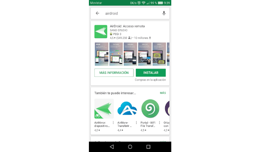 airdroid play store