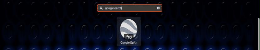 Lanzador Google Earth Pro