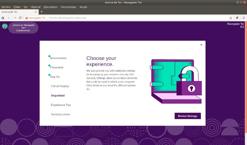 novedades de tor browser