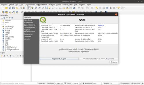 About QGIS