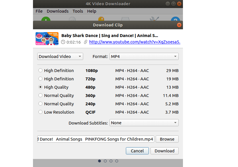 4k video downloader main