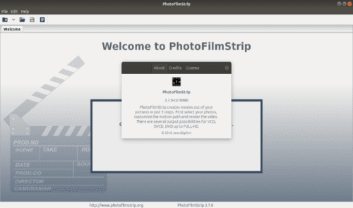 about photofilmstrip
