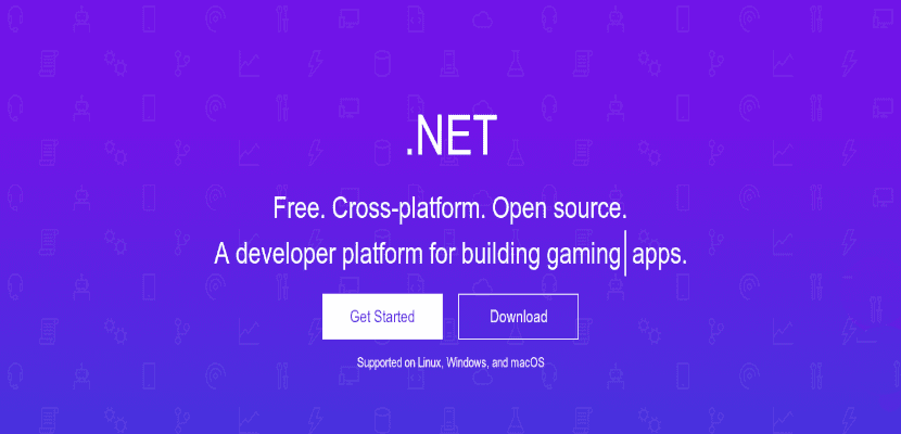 about dotnet
