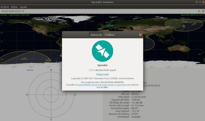 aplicaciones para rastrear satelites