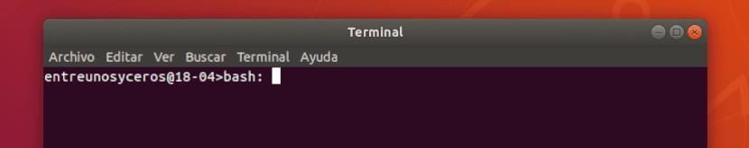 bash prompt nombre de usuario, host y nombre de shell